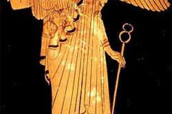 ギリシャの女神イリスとエジプトの女神イシス(58)