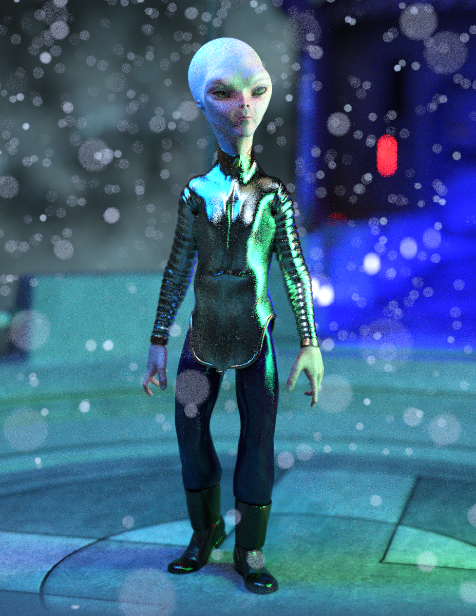 Zeta-Alien