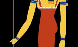 死者の守り神 魔法の女神イシス
