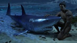 サメのアウマクア(鮫の守護神)