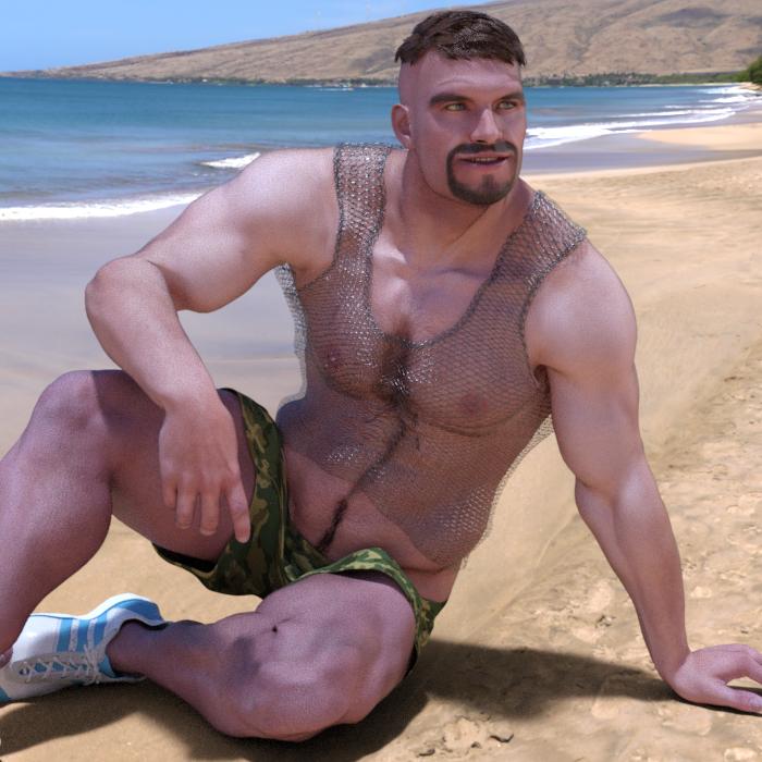 Buddy-Beach01