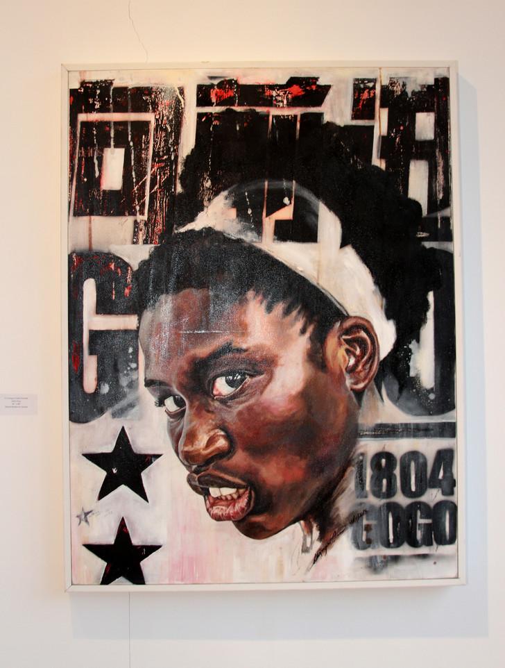 Artist Gregory Saint Amand (9)