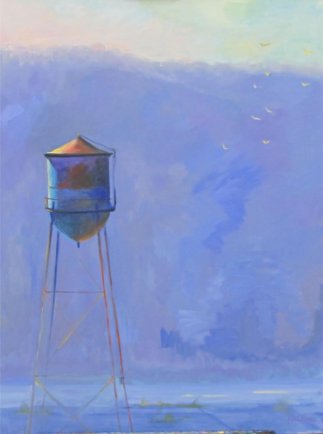 """Water Tower"""