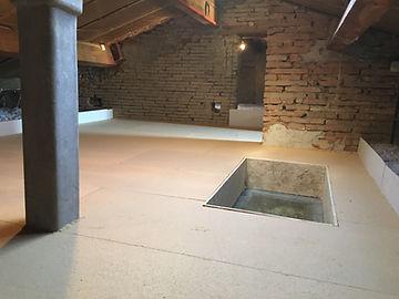 isolation de grenier à toulouse | gecko-isol | isolation de combles à toulouse | isolation de combles en fibres de bois sur toulouse