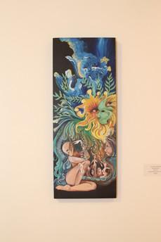 Artist Nancy Mendez (31)