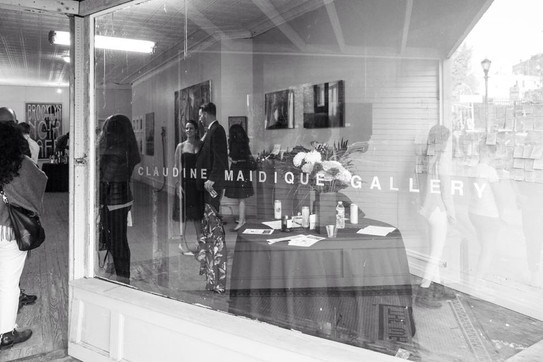 Claudine Madique Gallery Pop-up