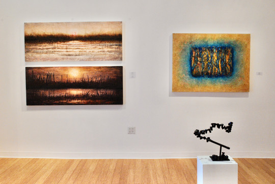 Opening Reception March 13th, 2020. Celebrating Satish: 1969-2019 Five Decades of Work