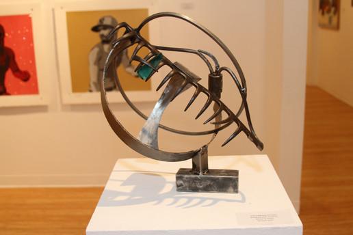 Artist Miriam Hendel (21a)