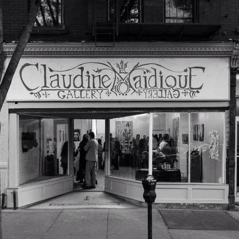Claudine Madique Pop-up