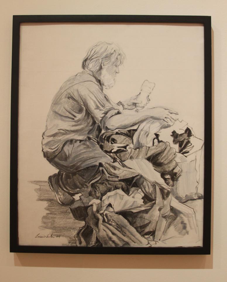 Artist Julia Eisen-Lester (39)