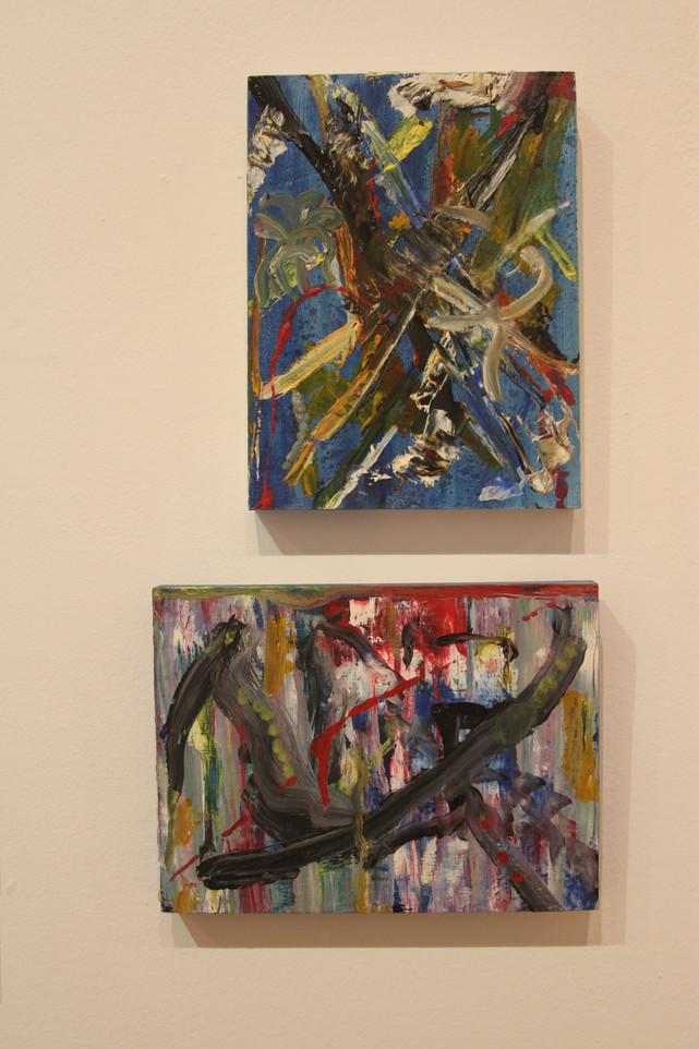 Artist David Alge (40a/40b)