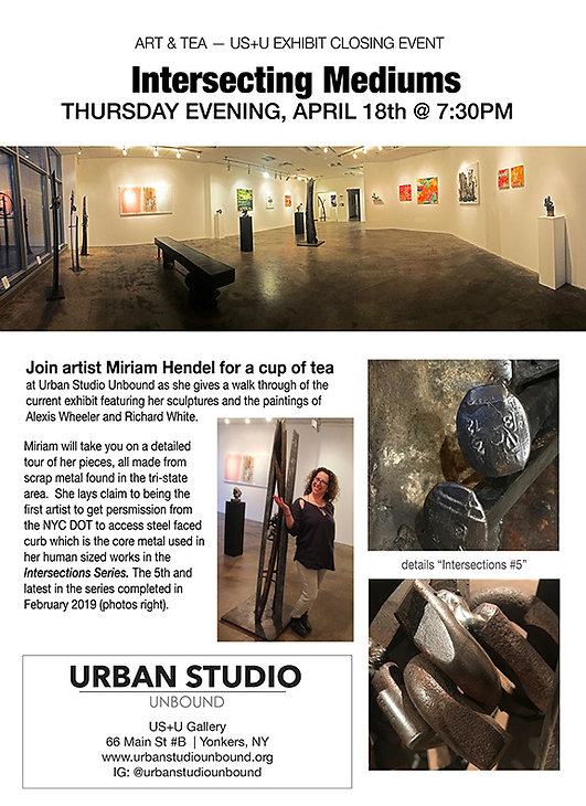 Artist Talk w/ Miriam Hendel
