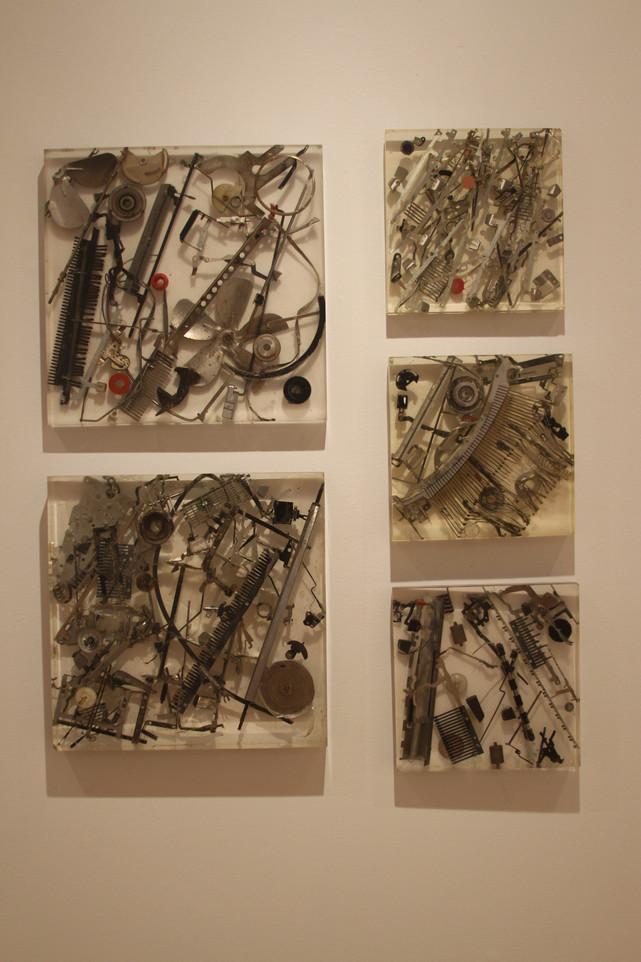 Artist Luis Perelman (18a-18e)