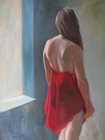 """""""Red Gown"""""""