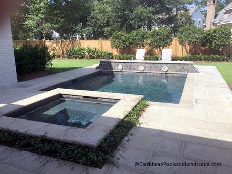 Small Semi Formal Geometric Pool.webp