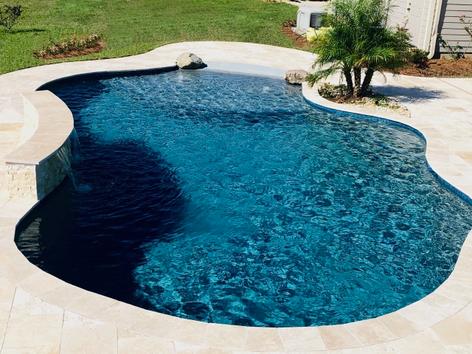 Freeform Gunite Pool Wetedge Plaster.web