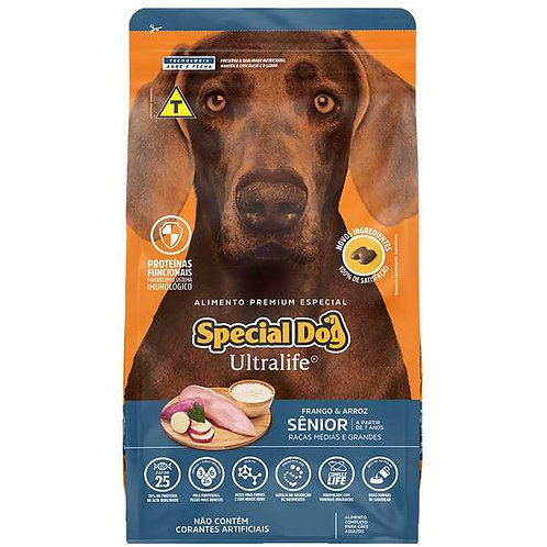 SPECIAL DOG SENIOR 15KG