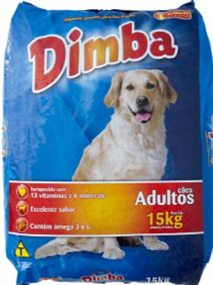 Ração Dimba 15 Kg