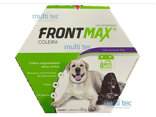 FrontMax Coleira 26g
