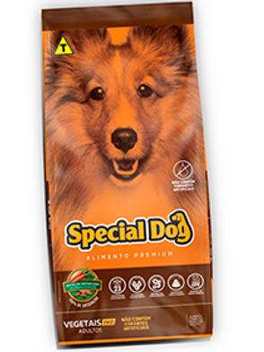SPECIAL DOG PRO VEGETAIS