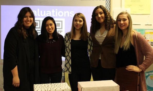 Planners for MASC 1st Women's Leadership Forum