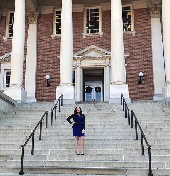 Advocating in Annapolis
