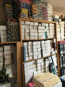 A bit of a 2 Million Card Collection From Rhode Island.