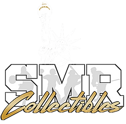 SMR Collectibles Logo