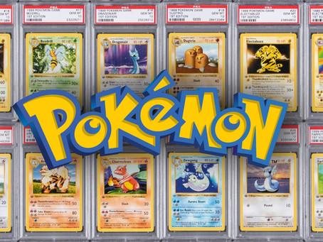The History of Pokémon Cards!