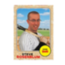 Steve Rosenblum, owner of SMR Collectibles