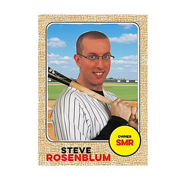 Steve Rosenblum, owner of SMR Collectibles