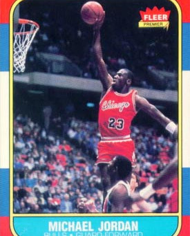 Star Jordan - Why Your Michael Jordan Rookie Card is a Lie