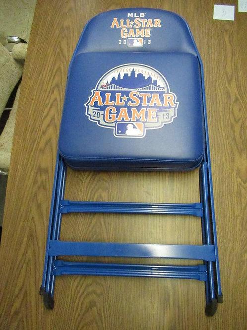 MARIANO RIVERA SIGNED 2013 ALL STAR GAME LOCKER SEAT STEINER MLB STICKER PHL001