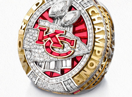 Super Bowl Rings - Kansas City Chiefs
