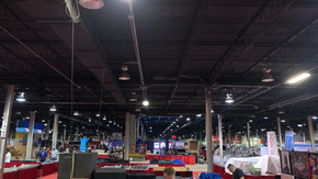 SMR COLLECTIBLES IS AT THE NATIONAL CARD SHOW! BOOTH 581!