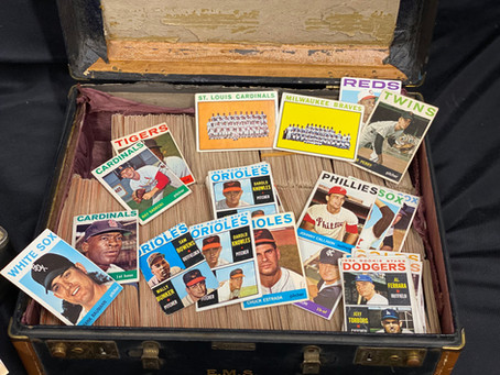 Blog: My Experience Selling Sports Cards