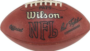 Tom Brady Football From First NFL Touchdown Pass Going Up For Auction