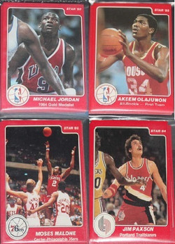 1980's Basketball Star Unsigned Deal