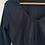 Thumbnail: Ribbed croptop long sleeve maat s