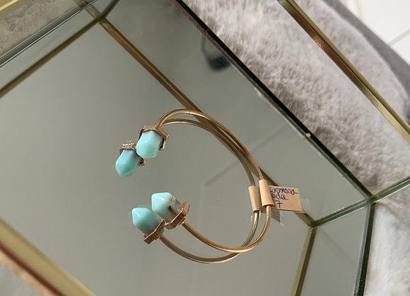 Turquiose stone bracelet
