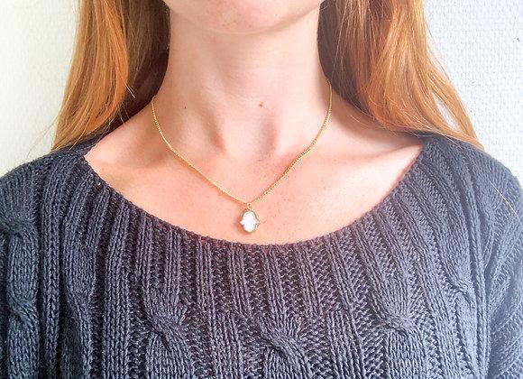 Necklace Hamsa hand