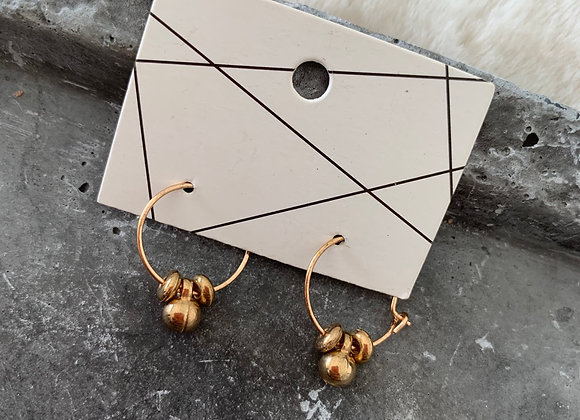 Small hoops bells