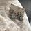 Thumbnail: Zilveren rendier met diamant