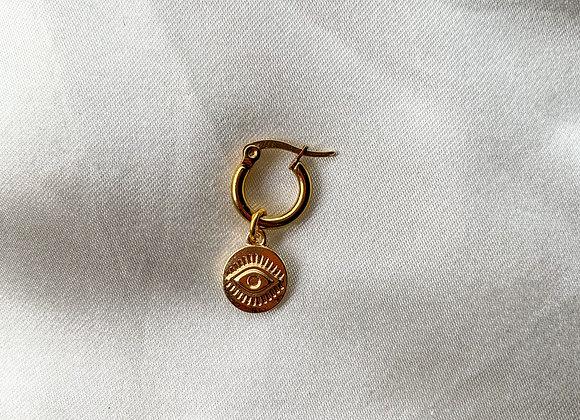 Creolen hoops Lucky eye