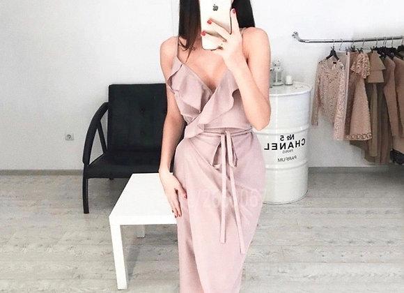 Wrap dress maat S
