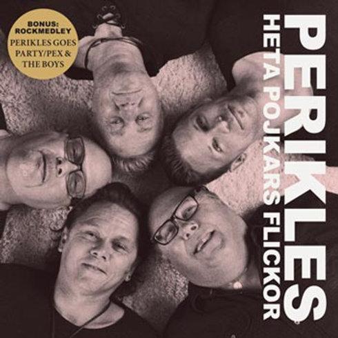 HETA POJKARS FLICKOR (CD)