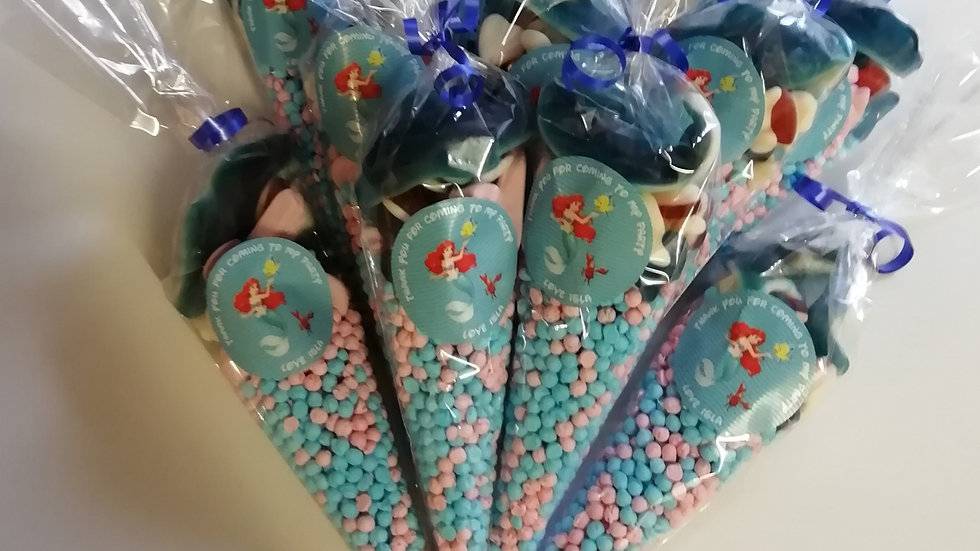 Sweet Cones - Small