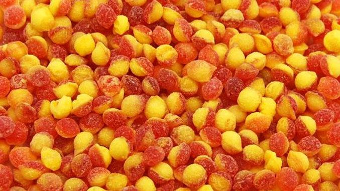 Rhubarb and Custard Pips