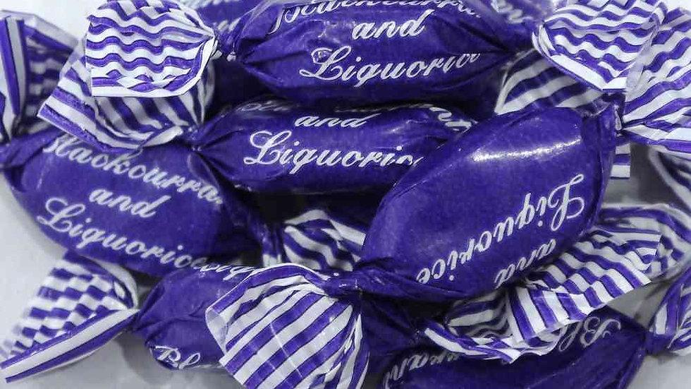 Blackcurrant and Liquorice - Sugar Free