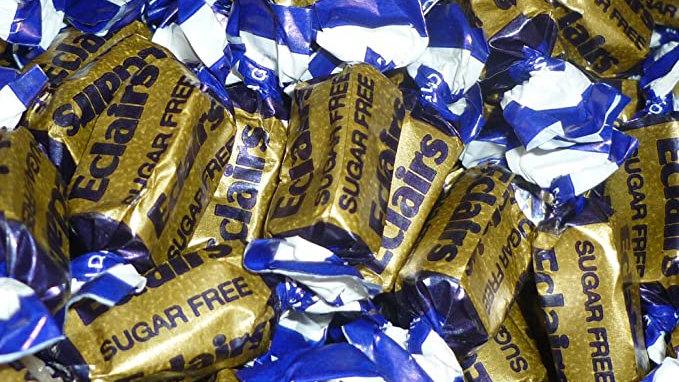 Chocolate Eclairs - Sugar Free